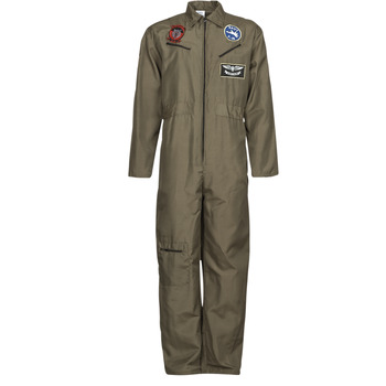 textil Hombre Disfraces Fun Costumes COSTUME ADULTE PILOTE JET Multicolor