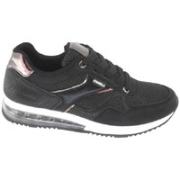 Zapatos Mujer Deportivas Moda D'angela DJL18052-001 Sneakers Negro Negro