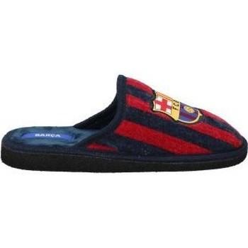 Zapatos Hombre Pantuflas Marpen Z. DE CASA  BARCELONA CABALLERO AZUL Bleu