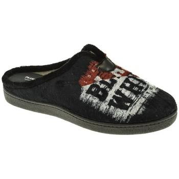 Zapatos Hombre Pantuflas Roal ZAPATILLAS SR   NEGRO Negro