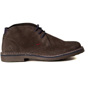 Zapatos Hombre Botas Chilli BOTIN CORDON LISO