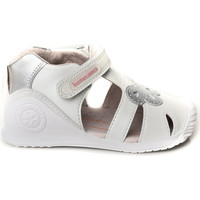 Zapatos Niños Sandalias Biomecanics CANGREJERA MARIPOSA Beige