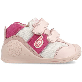 Zapatos Niños Zapatillas bajas Biomecanics DEPORTIVO BIOGATEO B Rosa