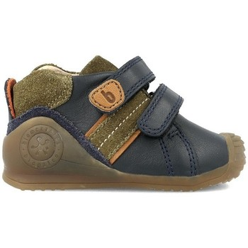 Zapatos Niños Zapatillas bajas Biomecanics BOTA VELCRO  BIOGATEO Azul