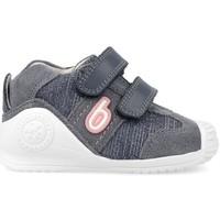 Zapatos Niños Zapatillas bajas Biomecanics BOTA BIOGATEO Azul