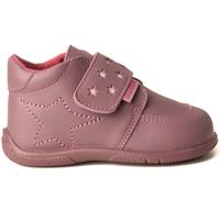Zapatos Niños Zapatillas bajas Titanitos BOTA VELCRO ESTRELLAS Rosa