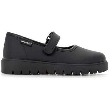 Zapatos Niños Derbie & Richelieu Titanitos COLEGIAL LAVABLES Negro