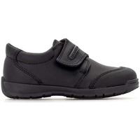 Zapatos Niños Derbie & Richelieu Titanitos COLEGIAL LAVABLES NEGRO ZEUS Negro