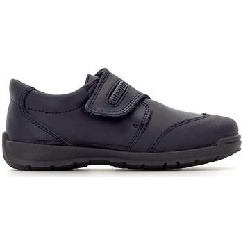 Zapatos Niños Derbie & Richelieu Titanitos COLEGIAL LAVABLES MARINO ZEUS Azul