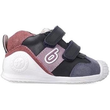 Zapatos Niños Zapatillas bajas Biomecanics DEPORTIVO BIOGATEO B Azul