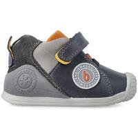 Zapatos Niños Zapatillas bajas Biomecanics GOMAS LOGO Azul
