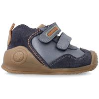 Zapatos Niños Zapatillas bajas Biomecanics VELCRO PATROL Azul