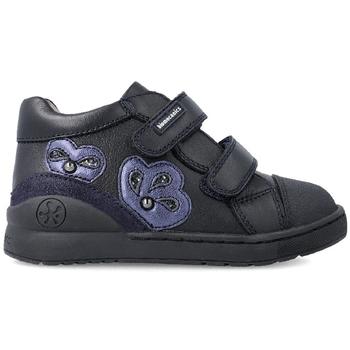 Zapatos Niños Zapatillas bajas Biomecanics BOTIN FLORES Azul