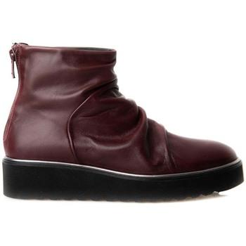 Zapatos Hombre Botas de caña baja Gaimo BOTIN ARRUGADO BUGGY Rojo