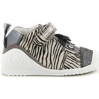 Zapatos Hombre Zapatillas altas Biomecanics CEBRA Blanco
