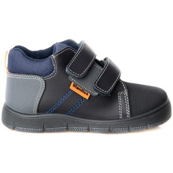 Zapatos Hombre Zapatillas altas Titanitos BOTITA VELCROS LISO Azul