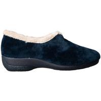 Zapatos Hombre Pantuflas Cabrera ZAPATILLA CERRADA LOGO Azul