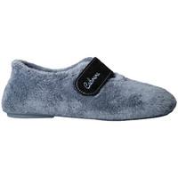 Zapatos Hombre Pantuflas Cabrera ZAPATILLA VELCRO Azul
