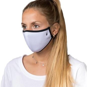 Accesorios textil Mujer Mascarilla Abbacino 90225 40 Blanco