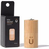 Belleza Tratamiento facial Naturbrush Hilo Dental & Estuche De Bambú 2 Pz