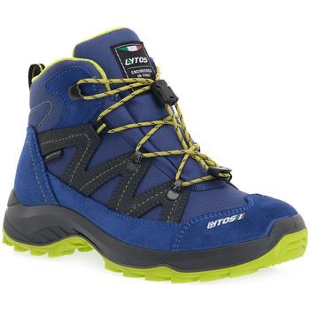Zapatos Mujer Senderismo Lytos TROLL JAB 28 Giallo