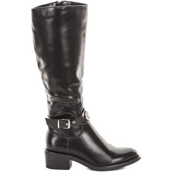 Zapatos Mujer Botas de caña baja Gold&gold B19 GJ188 Negro