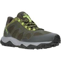 Zapatos Hombre Deportivas Moda Merrell J99621 Verde