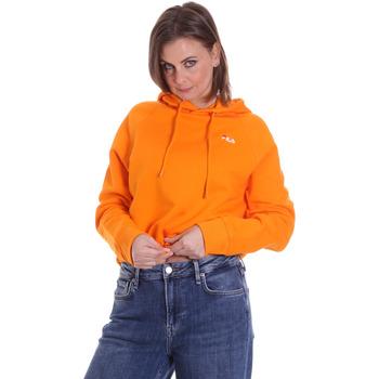 textil Mujer Sudaderas Fila 687992 Naranja