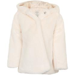 textil Niña Abrigos Losan 026-2795AL Blanco