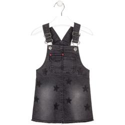 textil Niña Monos / Petos Losan 026-7032AL Negro