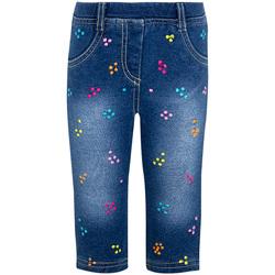 textil Niña Vaqueros Losan 028-6022AL Azul