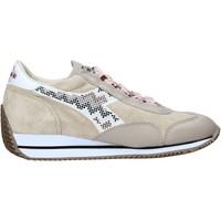 Zapatos Mujer Zapatillas bajas Diadora 201172772 Beige