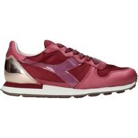 Zapatos Mujer Zapatillas bajas Diadora 201172775 Rojo