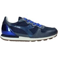 Zapatos Mujer Zapatillas bajas Diadora 201172775 Azul