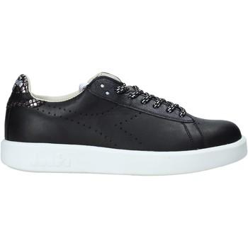 Zapatos Mujer Zapatillas bajas Diadora 201173881 Negro