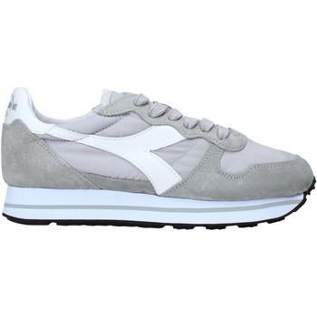 Zapatos Mujer Zapatillas bajas Diadora 201174905 Gris