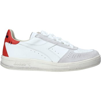 Zapatos Hombre Zapatillas bajas Diadora 201174751 Blanco