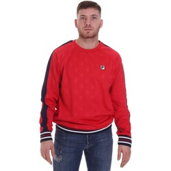 textil Hombre Sudaderas Fila 687883 Rojo