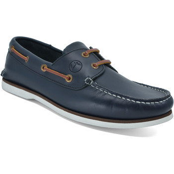 Zapatos Hombre Zapatos náuticos Seajure Náuticos Zlatni Azul marino
