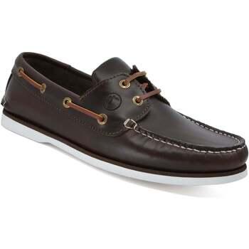 Zapatos Hombre Zapatos náuticos Seajure Náuticos Forvie Marrón