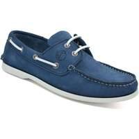 Zapatos Hombre Zapatos náuticos Seajure Náuticos Trebaluger Azul