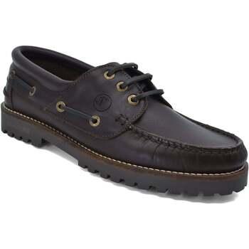 Zapatos Hombre Zapatos náuticos Seajure Náuticos Reynisfjara Marrón