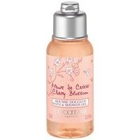 Belleza Productos baño L'occitane L OCCITANE CHERRY BLOSSOM BATH AND GEL DUCHA 75ML