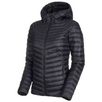 textil Mujer Plumas Mammut CHAQUETA CONVEY IN HOODED NEGRO MUJER NEGRO
