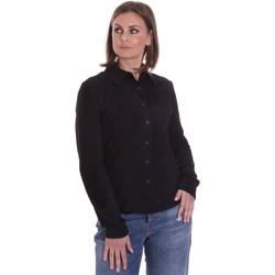 textil Mujer Camisas La Carrie 092P-C-110 Negro