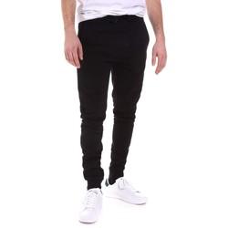 textil Hombre Pantalones de chándal Fila 687473 Negro
