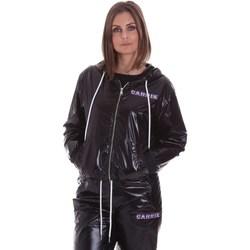 textil Mujer Chaquetas La Carrie 092M-TJ-410 Negro