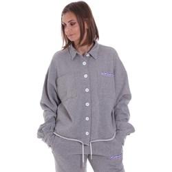 textil Mujer Chaquetas La Carrie 092M-TJ-320 Gris