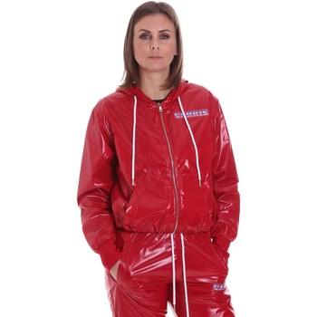 textil Mujer Chaquetas La Carrie 092M-TJ-430 Rojo