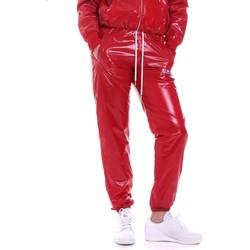 textil Mujer Pantalones de chándal La Carrie 092M-TP-431 Rojo